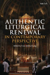 Omslag - Authentic Liturgical Renewal in Contemporary Perspective
