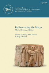 Omslag - Rediscovering the Marys