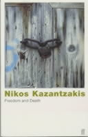 Freedom and Death av Nikos Kazantzakis (Heftet)
