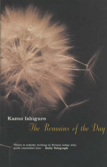 The remains of the day av Kazuo Ishiguro (Heftet)
