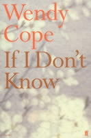 If I Don't Know av Wendy Cope (Heftet)