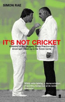 It's Not Cricket av Simon Rae (Heftet)