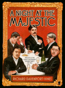 A Night at the Majestic av Richard Davenport-Hines (Innbundet)