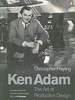 Ken Adam and the Art of Production Design av Christopher Frayling (Heftet)