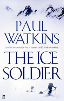 Ice soldier av Paul Watkins (Heftet)