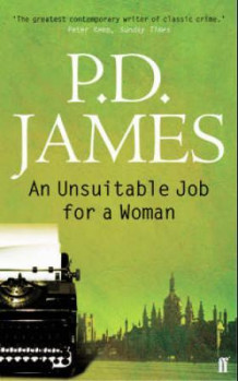 An unsuitable job for a woman av P.D. James (Heftet)
