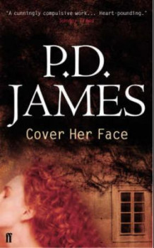 Cover her face av P.D. James (Heftet)