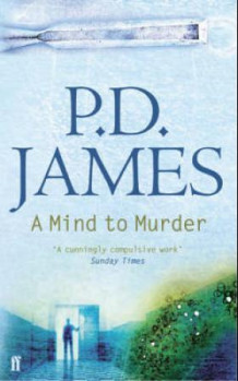 A mind to murder av P.D. James (Heftet)