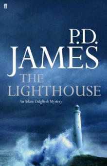 The lighthouse av P.D. James (Innbundet)