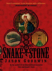 The Snake Stone av Jason Goodwin (Innbundet)