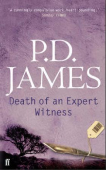 Death of an expert witness av P.D. James (Heftet)