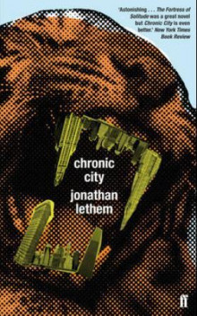 Chronic city av Jonathan Lethem (Heftet)