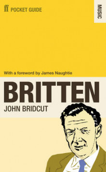 The Faber Pocket Guide to Britten av John Bridcut (Heftet)