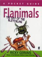 Flanimals: The Day of the Bletchling av Ricky Gervais (Heftet)