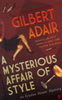 A Mysterious Affair of Style av Gilbert Adair (Heftet)
