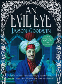 An Evil Eye av Jason Goodwin (Innbundet)
