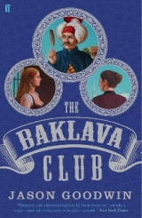 Omslag - The Baklava Club