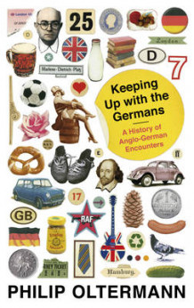 Keeping Up with the Germans av Philip Oltermann (Heftet)