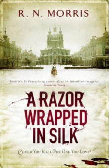 A razor wrapped in silk av R. N. Morris (Heftet)