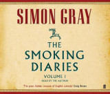 Omslag - The Smoking Diaries