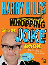 Omslag - Harry Hill's Whopping Great Joke Book