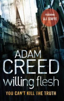 The willing flesh av Adam Creed (Heftet)