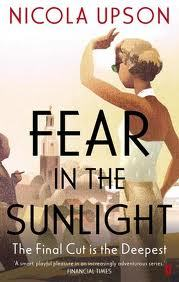 Fear in the Sunlight av Nicola Upson (Heftet)