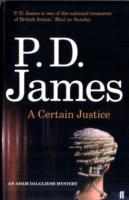 A Certain Justice av P. D. James (Heftet)