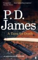 A Taste for Death av P. D. James (Heftet)