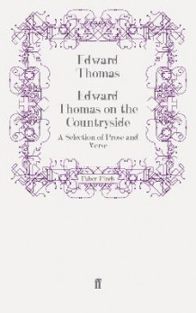 Edward Thomas on the Countryside av Edward Thomas (Heftet)