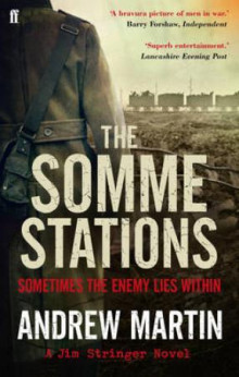 The Somme stations av Andrew Martin (Heftet)