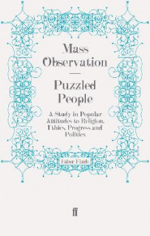 Puzzled People av Mass Observation (Heftet)
