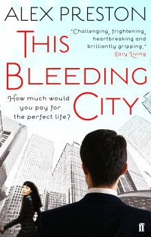 This Bleeding City av Alex Preston (Heftet)