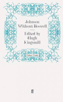 Johnson without Boswell av Hugh Kingsmill (Heftet)