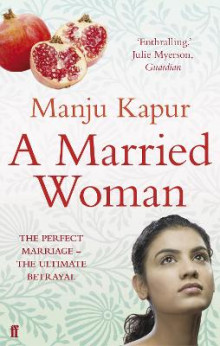 A Married Woman av Manju Kapur (Heftet)
