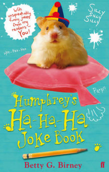 Humphrey's Ha-Ha-Ha Joke Book av Betty G. Birney (Heftet)
