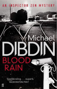 Blood Rain av Michael Dibdin (Heftet)