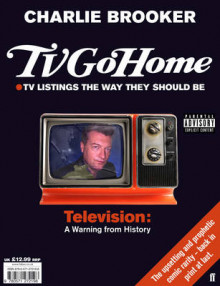 Tv Go Home av Charlie Brooker (Heftet)