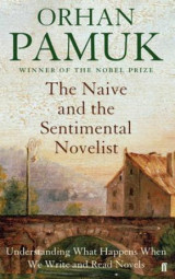 Omslag - The naive and the sentimental novelist