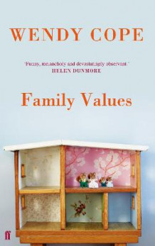 Family Values av Wendy Cope (Heftet)