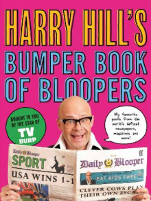 Harry Hill's Bumper Book of Bloopers av Harry Hill (Heftet)