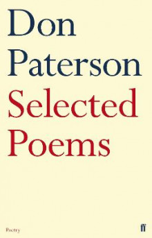 Selected Poems av Don Paterson (Heftet)