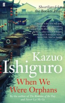 When we were orphans av Kazuo Ishiguro (Heftet)