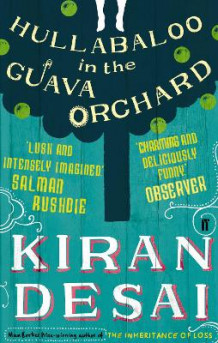 Hullabaloo in the Guava Orchard av Kiran Desai (Heftet)