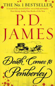 Death Comes to Pemberley av P. D. James (Heftet)
