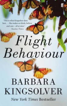 Flight behaviour av Barbara Kingsolver (Heftet)