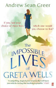 The Impossible Lives of Greta Wells av Andrew Sean Greer (Heftet)