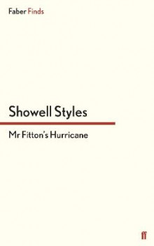 Mr Fitton's Hurricane av Showell Styles F.R.G.S. (Heftet)