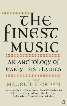 The Finest Music av Maurice Riordan (Heftet)