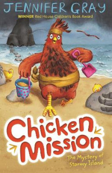 Chicken Mission: The Mystery of Stormy Island: Book 4 av Jennifer Gray (Heftet)
